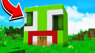 Video HOW TO MAKE AN UNSPEAKABLE HOUSE IN MINECRAFT! MP3, 3GP, MP4, WEBM, AVI, FLV Juli 2018