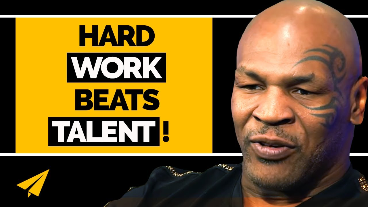 Mike Tyson's Top 10 Rules For Business and Success