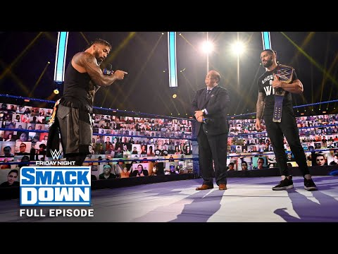 WWE SmackDown Full Episode, 11 September 2020