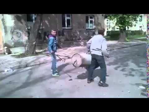 Polska Bazooka fail