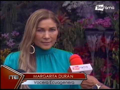 Ecuagenera realiza casa abierta Orchid Fest