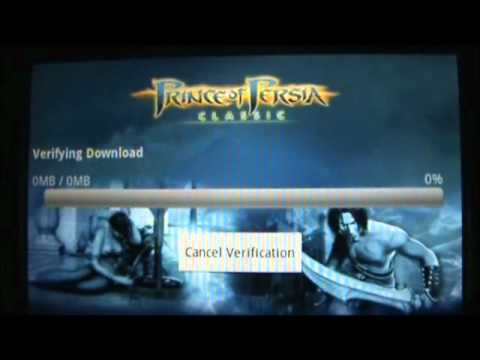 prince of persia classic android crack