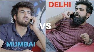 Video EVERY DELHI-MUMBAI CONVERSATION   Hasley India MP3, 3GP, MP4, WEBM, AVI, FLV Oktober 2017