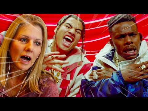 Mom REACTS to 24kGoldn - Coco ft. DaBaby (Dir. by @_ColeBennett_)