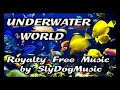 Underwater World - Royalty Free Music Audiojungle