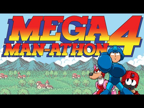 Mega Man-athon 4 - Feb. 18th - 21st at MAGfest 2016