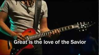 Endless Light - Hillsong Live (Lyrics/Subtitles) 2012 Album Cornerstone DVD (Worship Song)