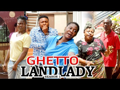 GHETTO LANDLADY 1 (MERCY JOHNSON) - LATEST NIGERIAN NOLLYWOOD MOVIES