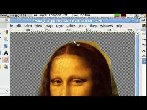 Gimp Tutorials (Newest to Oldest)