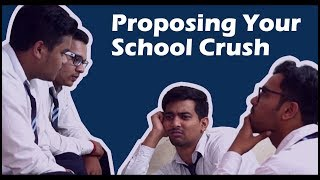 Video Proposing your School Crush   Aashqeen MP3, 3GP, MP4, WEBM, AVI, FLV Juni 2018