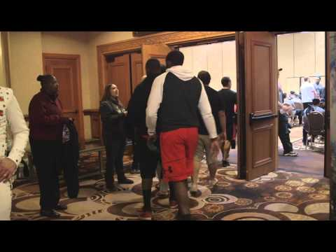2014 RPLVB Utah Team Arrival