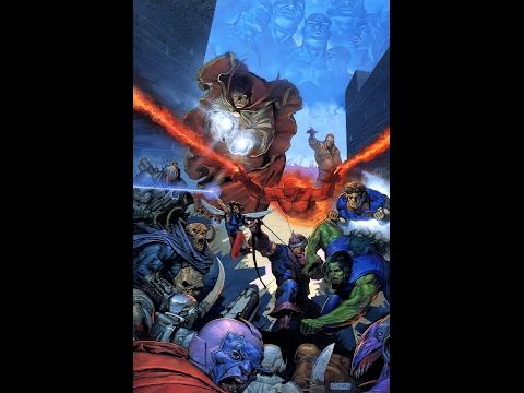 The Last Avengers Story Tribute