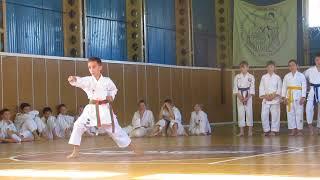 Соревнования секции каратэ-до