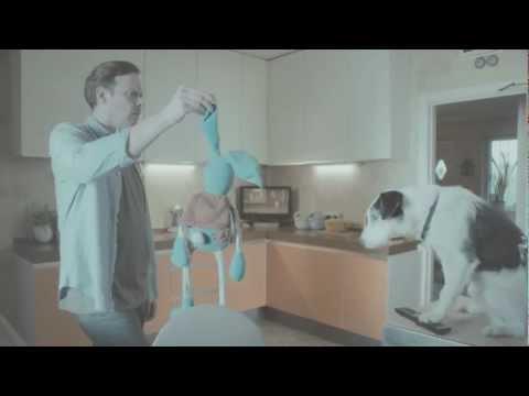 Harvey and Rabbit TV ad by Thinkbox