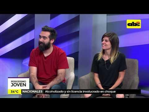"Eruca Sativa en ""Periodismo Joven"""