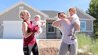 WE BOUGHT A HOUSE!!
