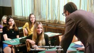 Video 'Schulmädchen-Report 3. Teil' (1972) - classroom scene MP3, 3GP, MP4, WEBM, AVI, FLV Januari 2019