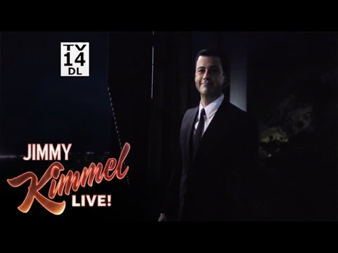 Jimmy Kimmel Live! New Opening