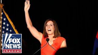 Arizona Governor Ducey, Rep. Martha McSally hold a presser