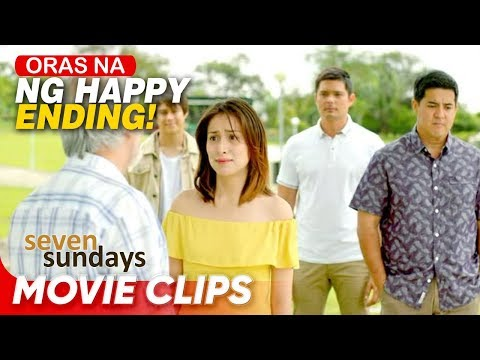 (8/8) All is well sa Bonifacio Family! | 'Seven Sundays' | Movie Clips
