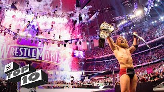 Nonton Greatest Wrestlemania Endings  Wwe Top 10  March 31  2018 Film Subtitle Indonesia Streaming Movie Download