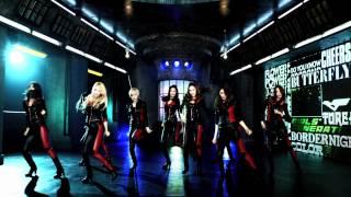 GIRLS`GENERATION少女時代_FLOWER POWER_Music Video Dance Ver.