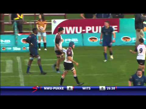 Highlights: Pukke vs Wits (2014)