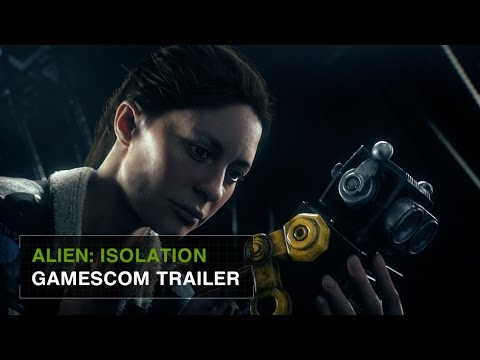Alien Isolation CGI Trailer Improvise this trailer Looks
