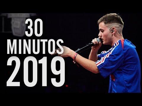 ¡Los 30 MEJORES MINUTOS del AÑO 2019!   Batallas De Gallos (Freestyle Rap)