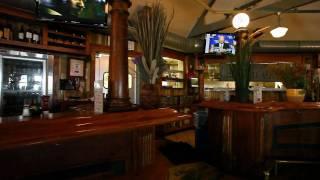 The Main Bar at Nick's Fish House in Baltimore, Maryland