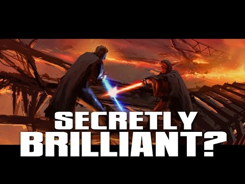 The Star Wars Prequels are Secretly Brilliant?