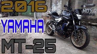 Video Test Ride 2016 Yamaha MT-25 MP3, 3GP, MP4, WEBM, AVI, FLV Juni 2017