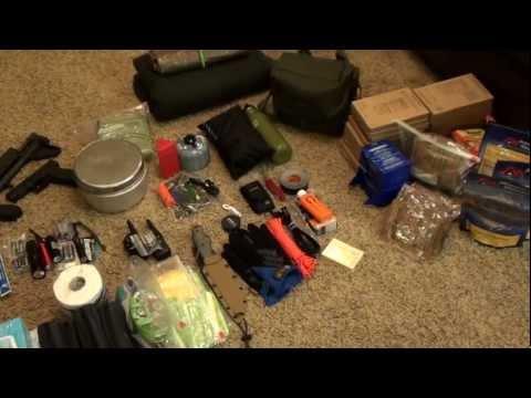 72 Hour Kit – Survivial Kit – Bug Out Bag