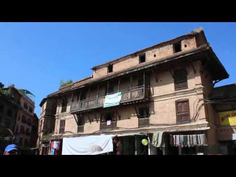 Bhaktapur Jangam Math front side