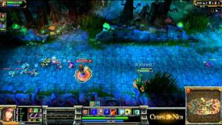 (HD058) 3c3 IEM Fureur V DNA -part1- League of Legends Replay [FR]