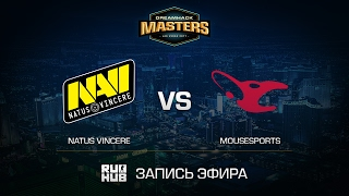 Natus Vincere vs mousesports - DH Las Vegas - de_cobblestone [ceh9, CrystalMay]