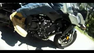 3. 2012 Yamaha Fz1