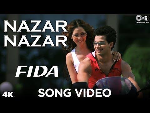 Nazar Nazar Song Video - Fida | Shahid Kapoor & Kareena Kapoor | Udit Narayan & Sapna | Anu Malik