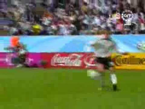 61 – Miroslav Klose: Germany v Costa Rica 2006 – 90 World Cup Minutes In 90 Days