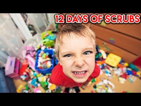 THE MOST SPOILED KIDS EVER...(12 Days of Scrubs #8)