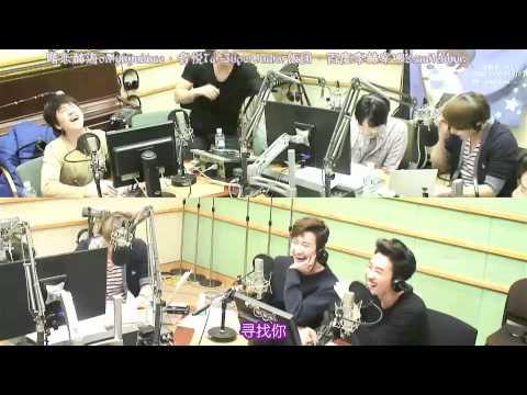 [中字] 140407 KTR Sukira Super Junior-M SJM Full cut