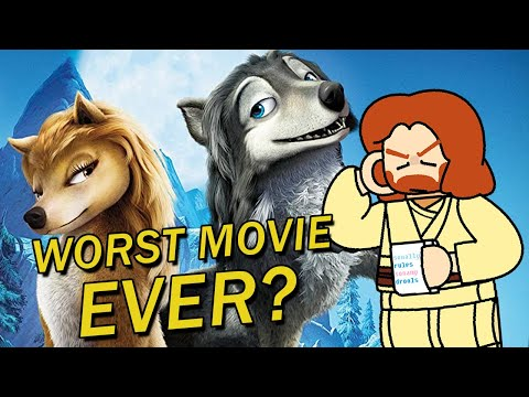 Alpha and Omega - The Worst Movie I've Ever Seen