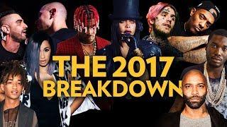 The 2017 Breakdown