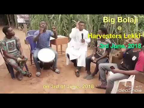 Woli Agba On BiG Bolaji Visit To Harvester