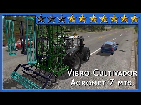 VibroCultivator Agromet 7m v1.0