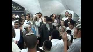 הרב סבג וחברים בשמואל הנביא
