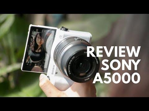 kamera sony 5000