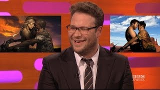 Video SETH ROGEN's Tribute to Kim & Kanye's Bound 2 Video - The Graham Norton Show on BBC America MP3, 3GP, MP4, WEBM, AVI, FLV Juli 2018