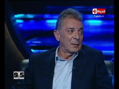محمود حميدة يفسر لماذا استاء من تشبيهه بروبرت دي نيرو.. ويؤكد: لا يشرفني ولا يسعدني