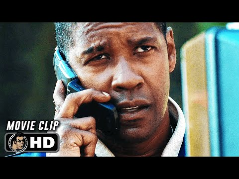 """MAN ON FIRE Clip - """"Life For A Life"""" (2004)"""